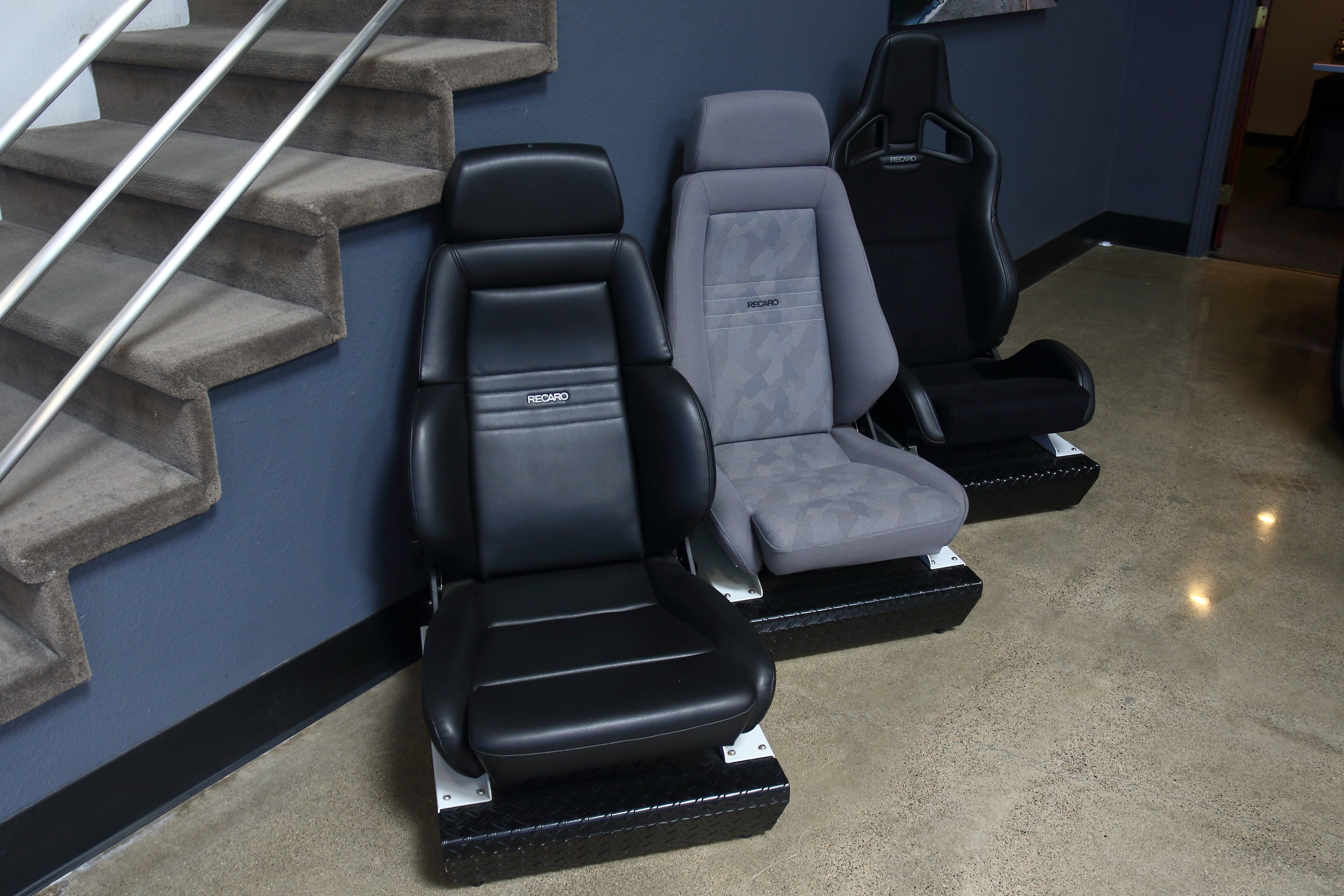 Recaro Automotive Seats