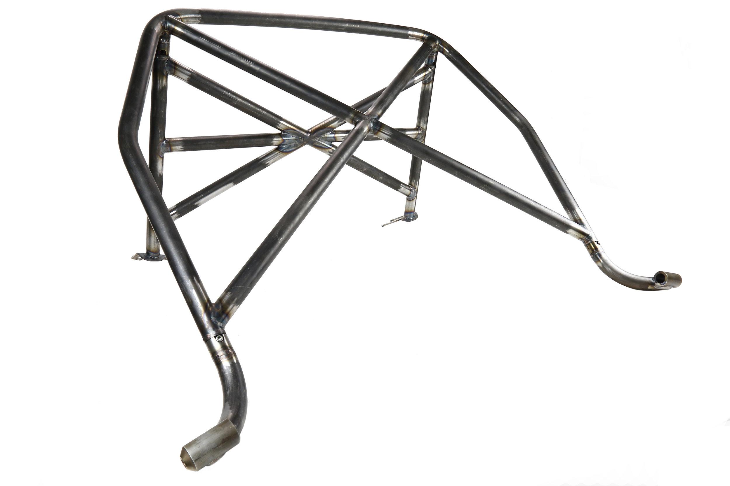 BBi Autosport Porsche 996/997 StreetCup Roll Bar