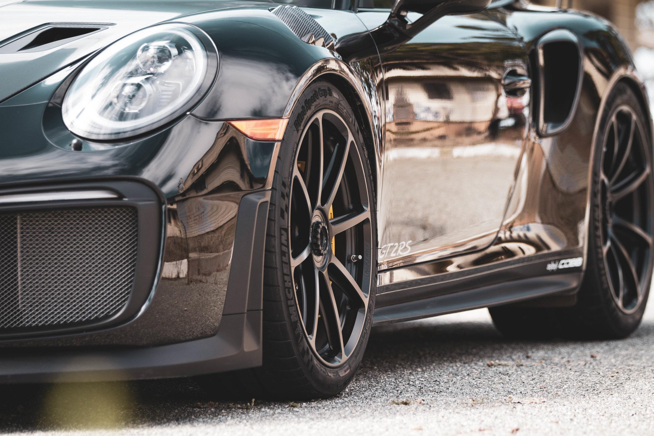 Wheels & Tires -
