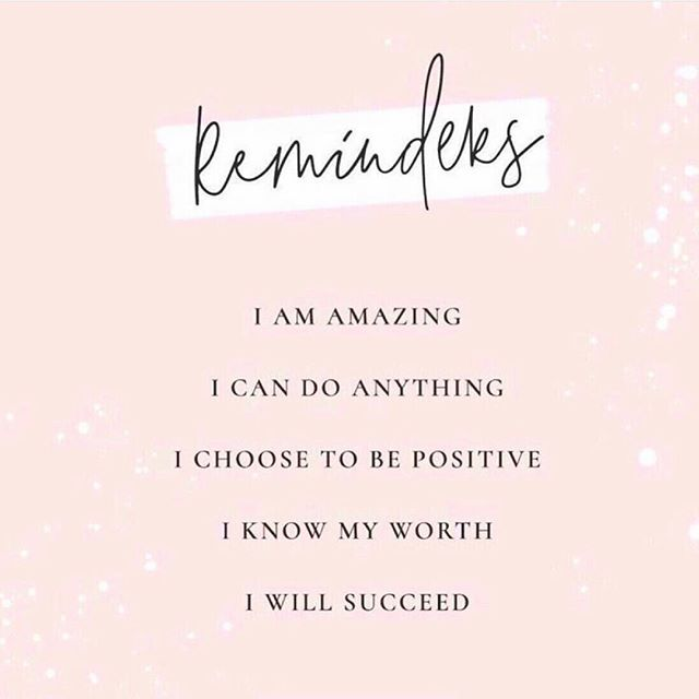 Sharing this Monday morning reminder from our girl @emilyprussock and her super cute new boutique @shopharvie 💓 #mondaymotivation #youareamazing
