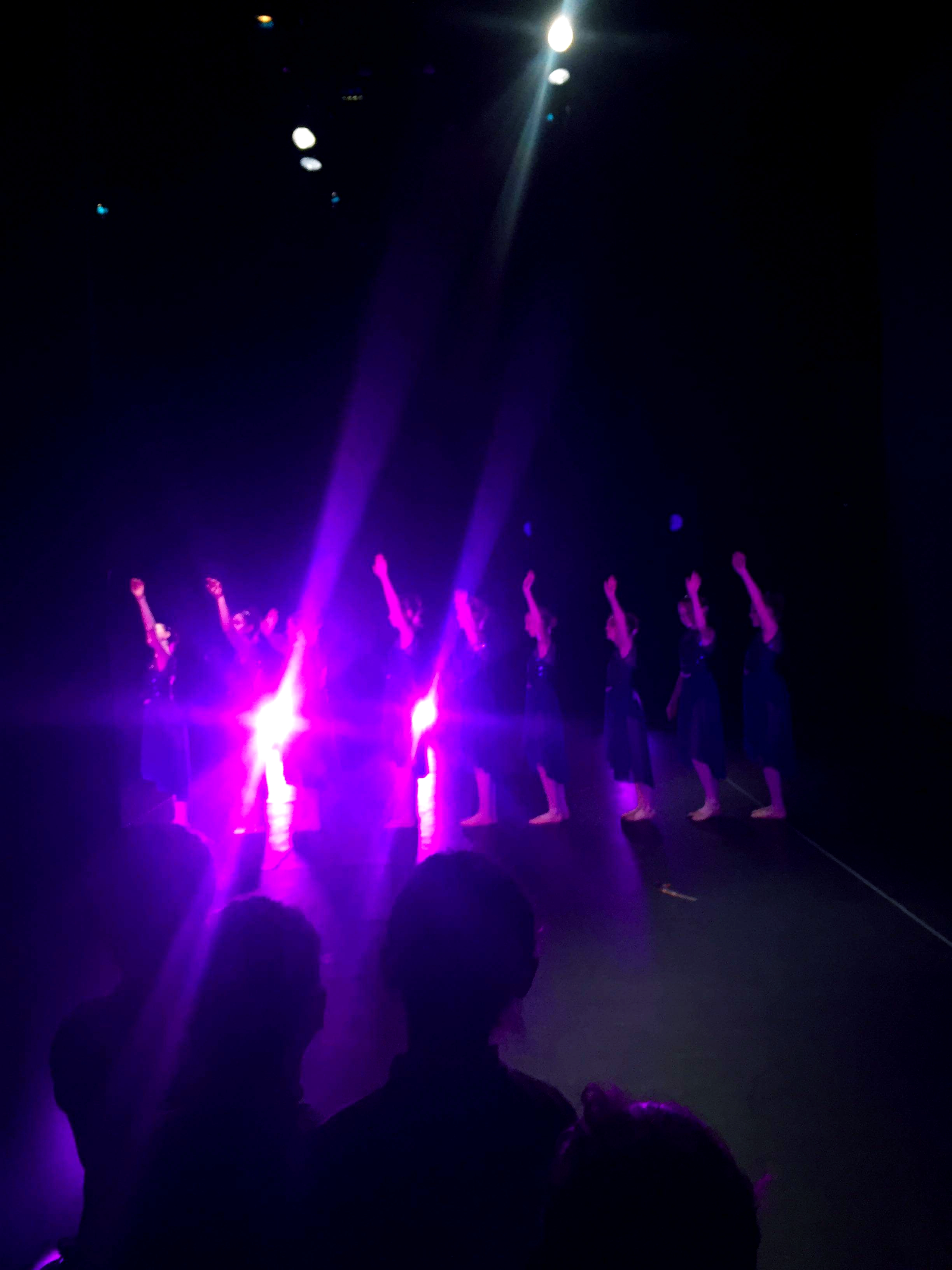 Grade 4 / Inter. Foundation students dancing to 'City of Stars'