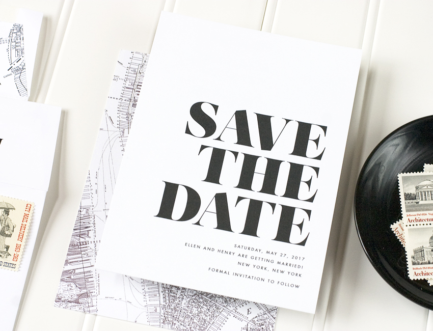 Soho Save the Date