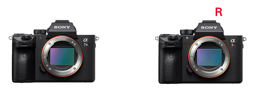 Sony A7III vs Sony A7RIII