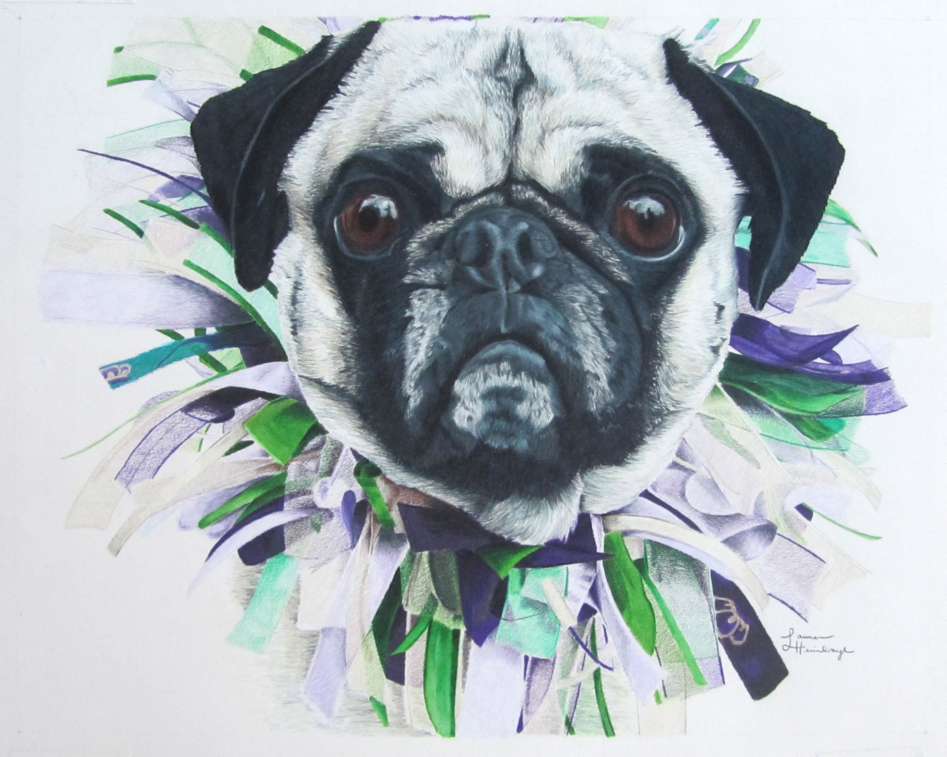Paxton the Pug (2012)