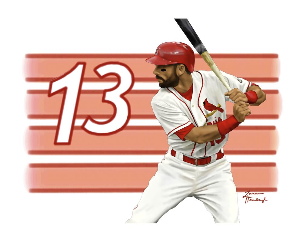 Matt Carpenter - St. Louis Cardinals' Infielder (2015)