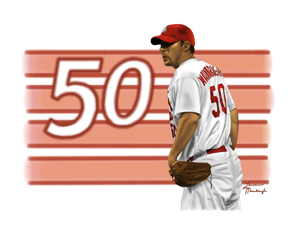 Adam Wainwright - St. Louis Cardinals' Pitcher (2014)