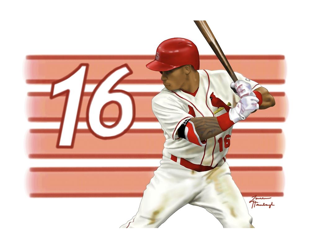 Kolten Wong - St. Louis Cardinals' Infielder (2015)