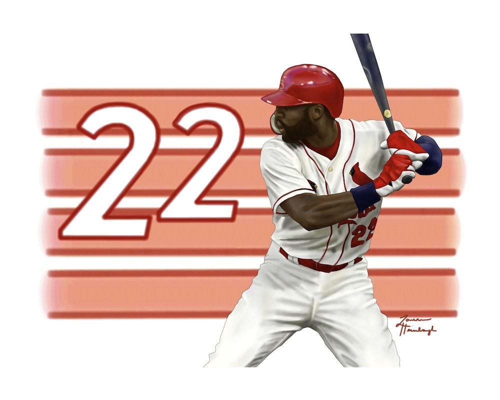 Jason Heyward - Ex St. Louis Cardinals' Outfielder (2015)