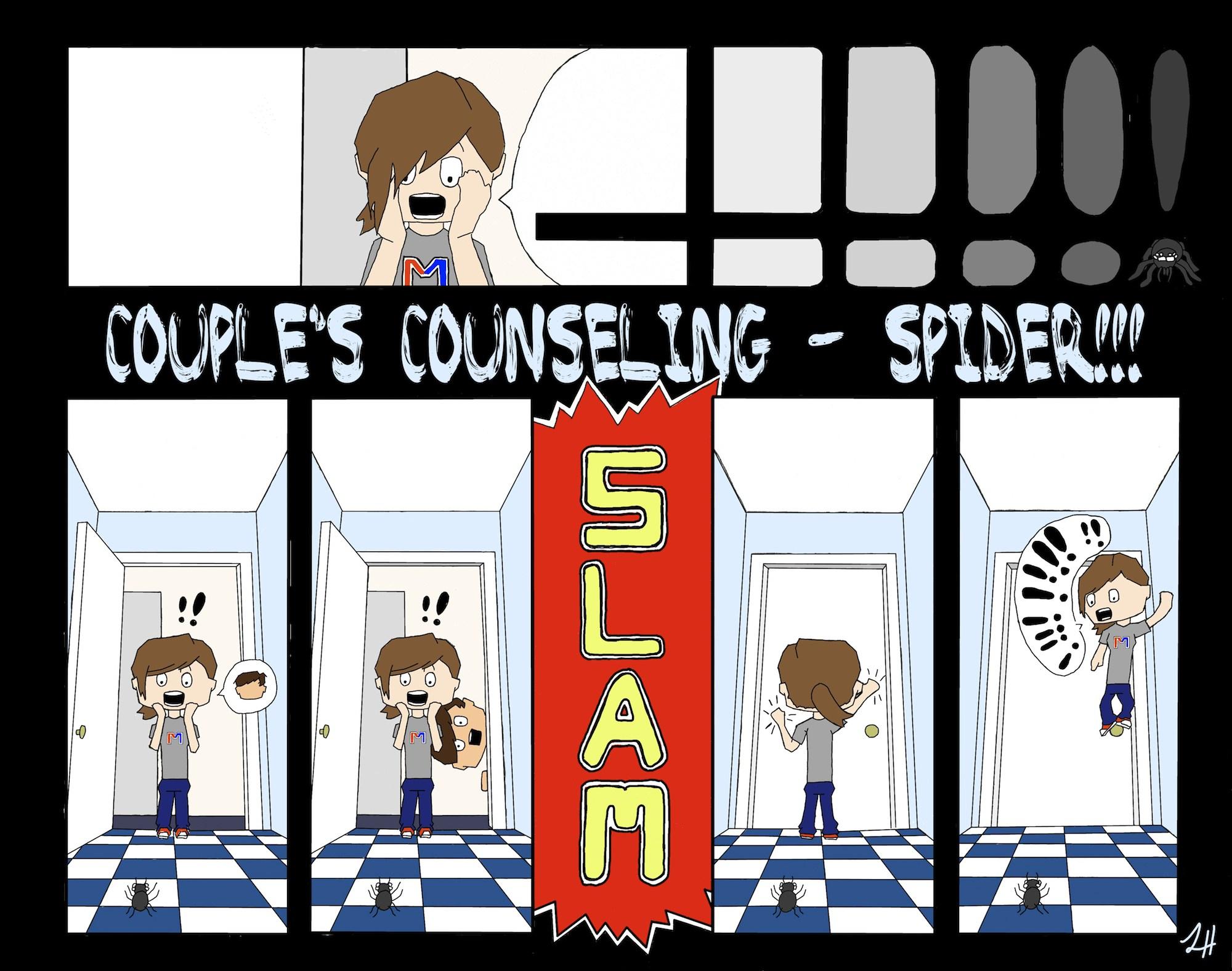 CC1 - Spider!!! (2014)