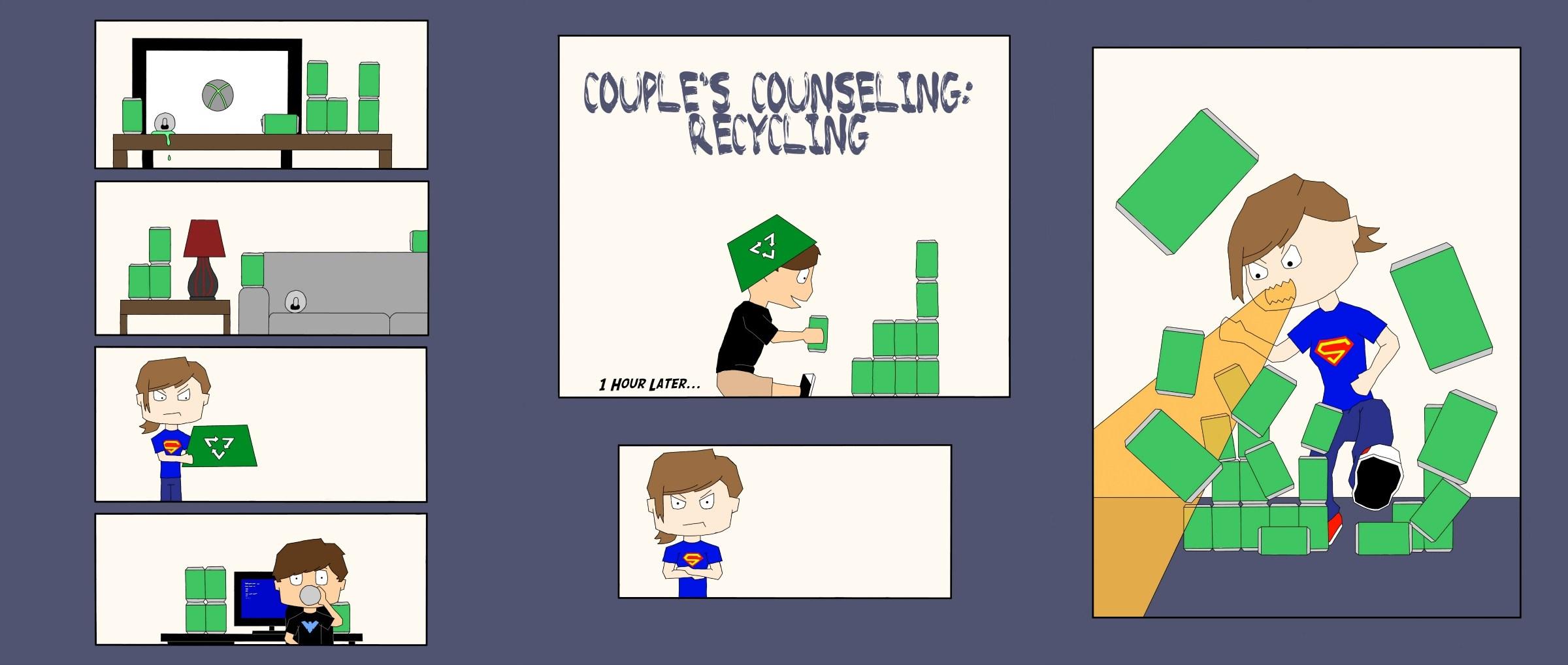 CC5 - Recycling (2014)