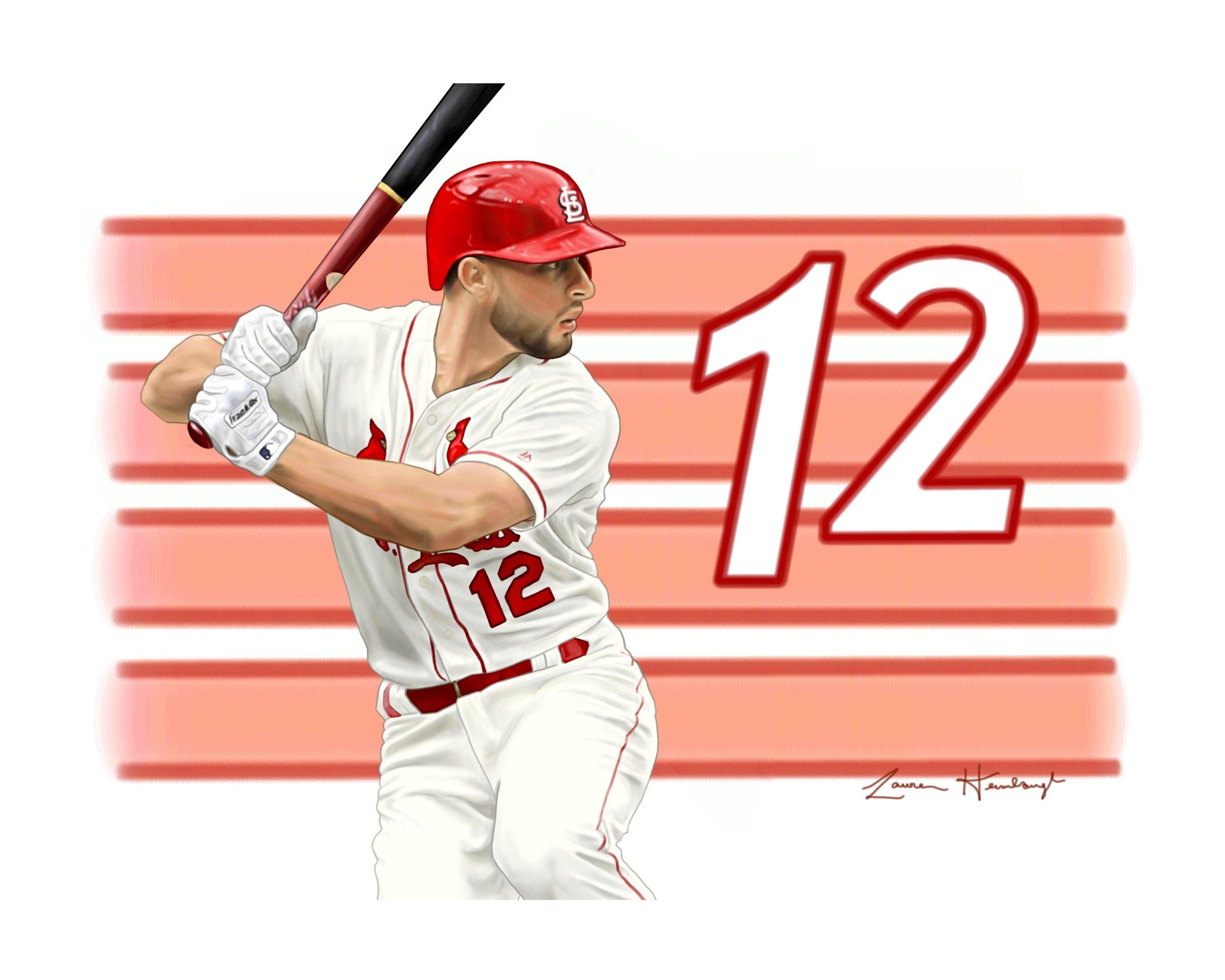 Paul DeJong - St. Louis Cardinals' Shortstop (2019)