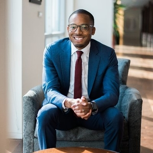 JUSTIN HENRY     - Elected 2018  Dallas Independent School District, Trustee - District 9