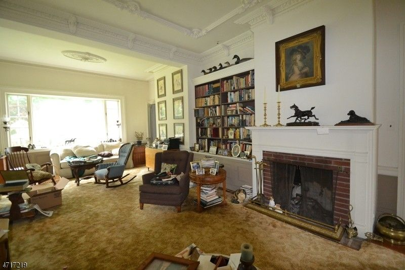 """Apparently this is called a """"great room."""" I concur, it's pretty great. (Pictures from realtor)"""