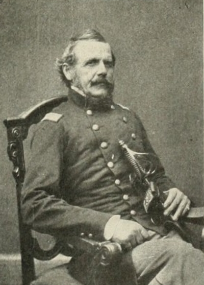 Brigadier General George W. Taylor of the 3rd New Jersey Infantry