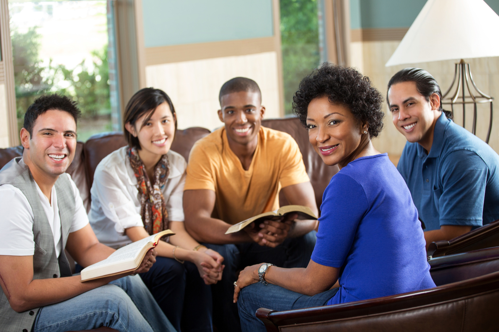 Participate in a forgiveness small group  -
