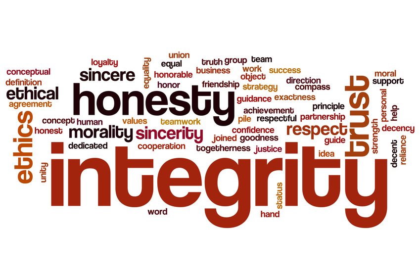 Financial Integrity -