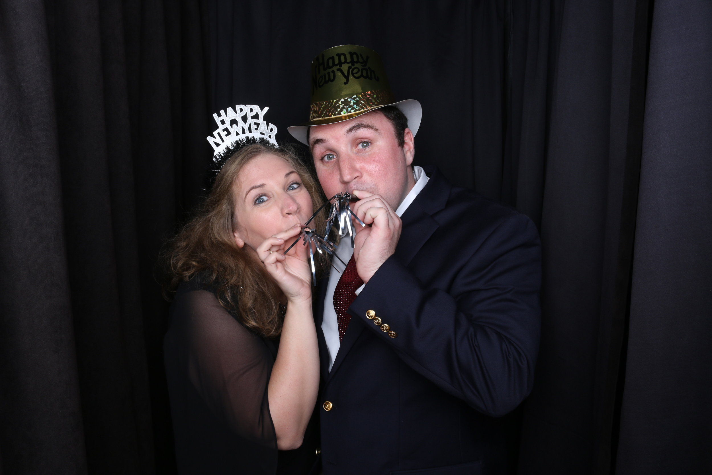 NYE - where will you be on january 31st at 11:59pm? hopefully inside the Loft on lake photo booth