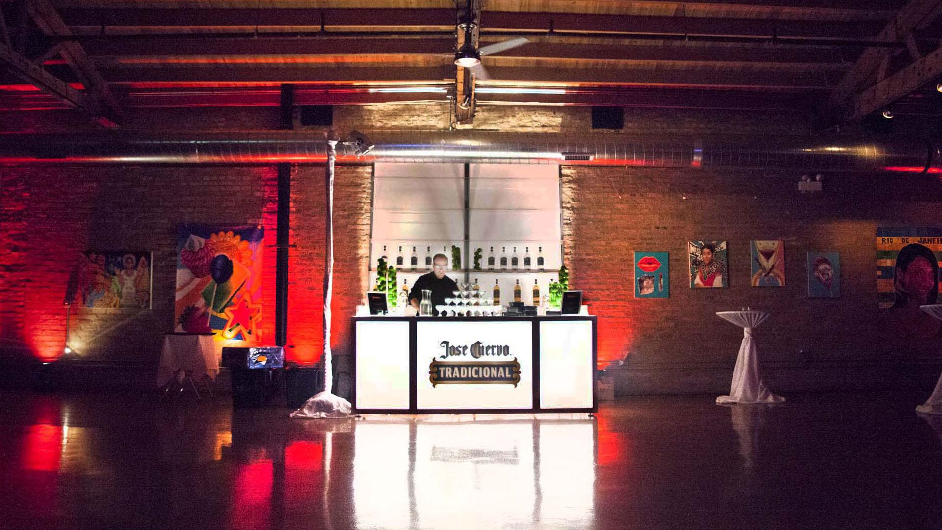 Liquor - Liquor sponsored events