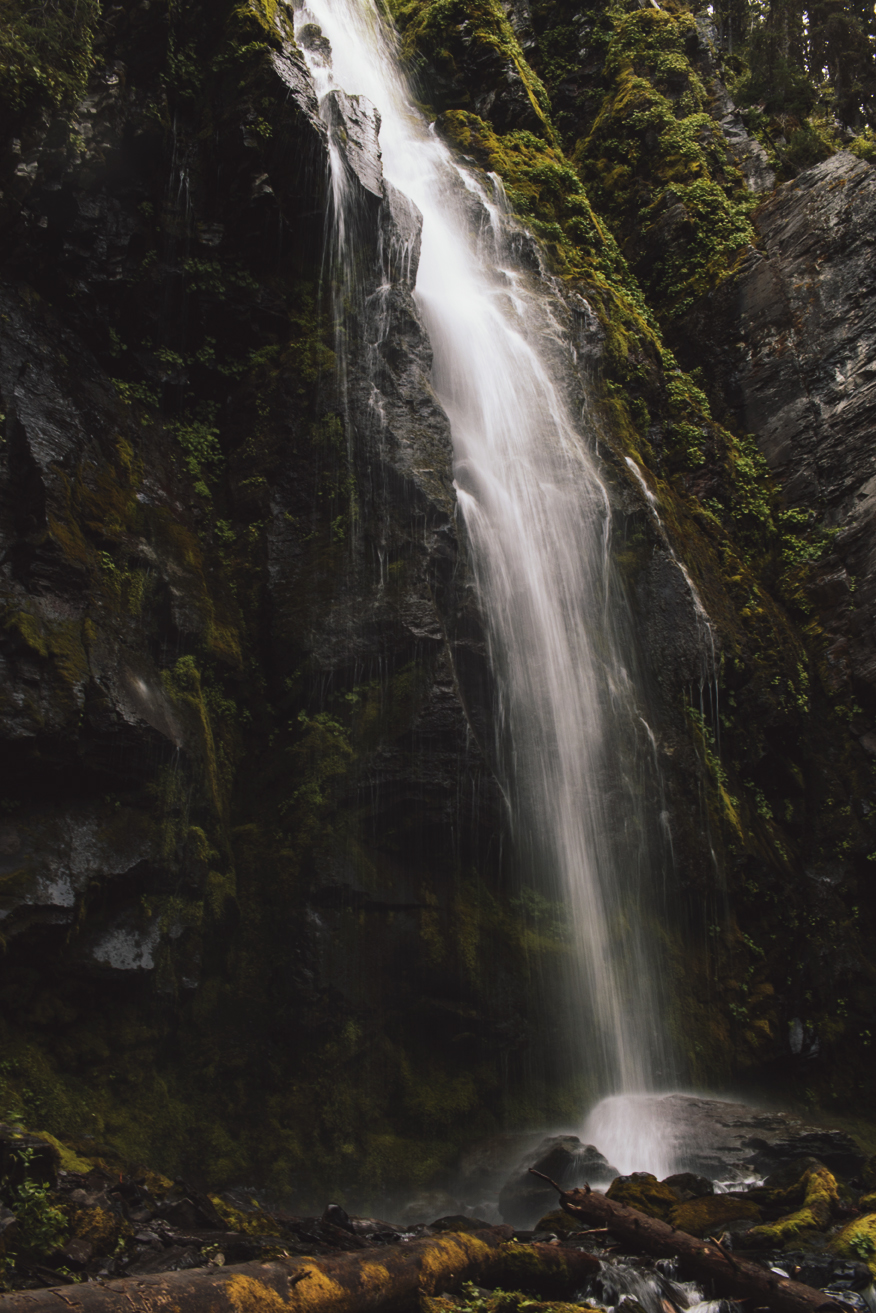 True story: I've never tried to capture waterfalls before. So much to learn on this front.