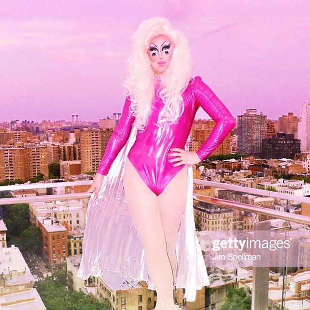 Have no fear, megaf*ggot's here! - - - - - - - - #drag #dragqueen #teendragqueen #makeup #eyeliner #teendrag #rpdr #gay #gayteen #queen #lips #gaymua #eyeshadow #teenmua #teenqueen #dragrace #teenmua #malemua #malemuas #lgbt #lgbtq #rupaulsdragrace #eyes #colorful #fashion #nyc #superhero #marinaandthediamonds
