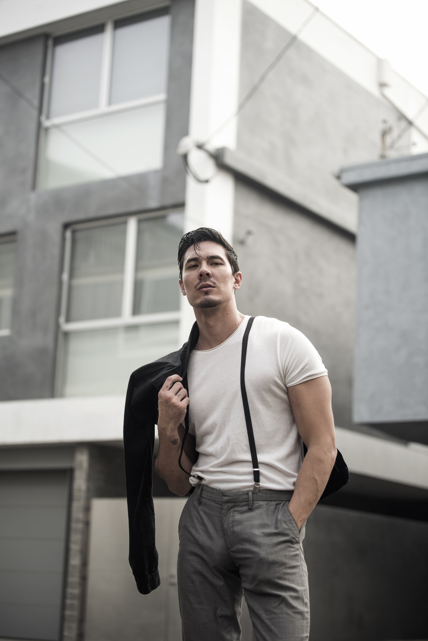 Lewis Tan: A Hapa Superhero On A Mission - By Melissa Slaughter