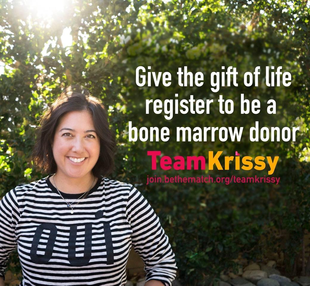 Krissy Kobata (photo courtesy of Team Krissy)