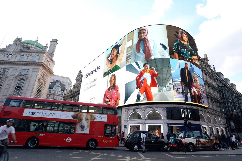 Project #ShowUs in London