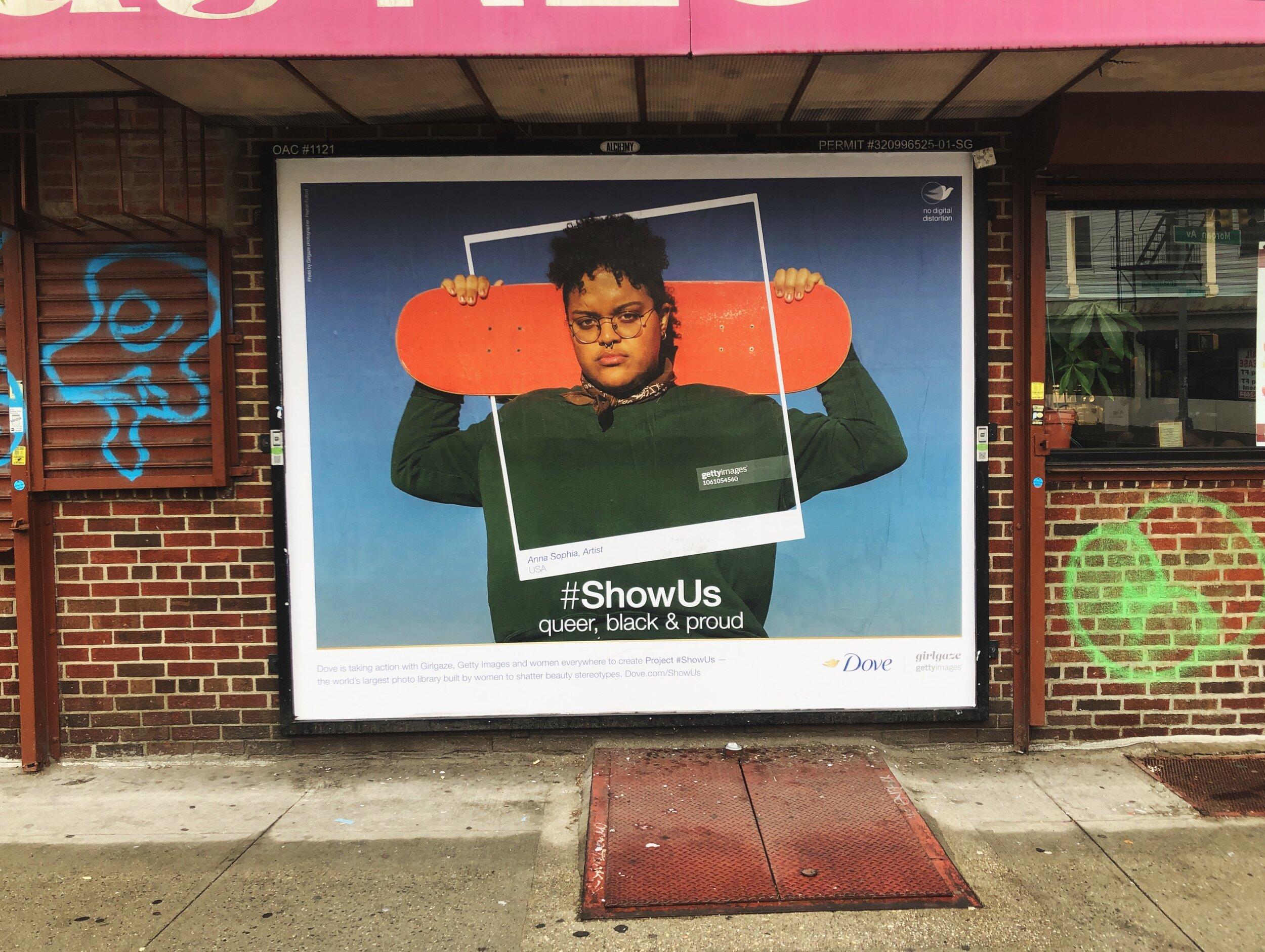 Project #ShowUs in Brooklyn