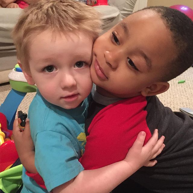 Growing up with friends @tinasabcchildcare