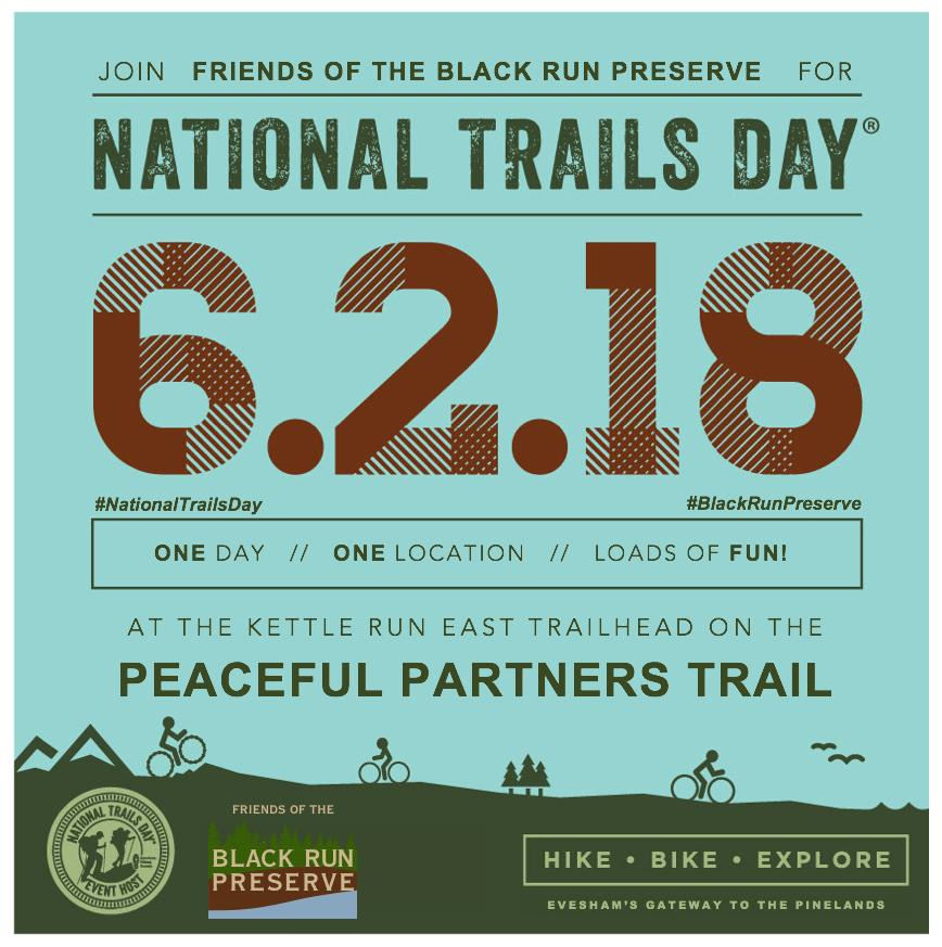 National Trails Day 5k Run & Walk - June 2nd | 8amHigh Bridge Trail State Park: Aspen Hill Rd.Rice, VA 23966Celebrate National Trails Day by participating in a 5K race on the historic High Bridge Trail.
