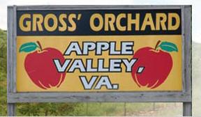 Gross' Orchard - 6817 Wheats Valley RoadBedford, VA 24523