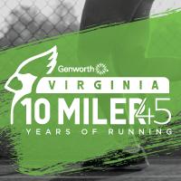 Virginia 10 Miler - Friday & Saturday, September 28 & 29Lynchburg, VA