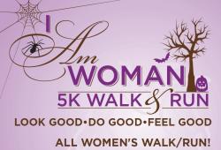 I AM Woman 5k - Saturday, October 27Lynchburg, VA