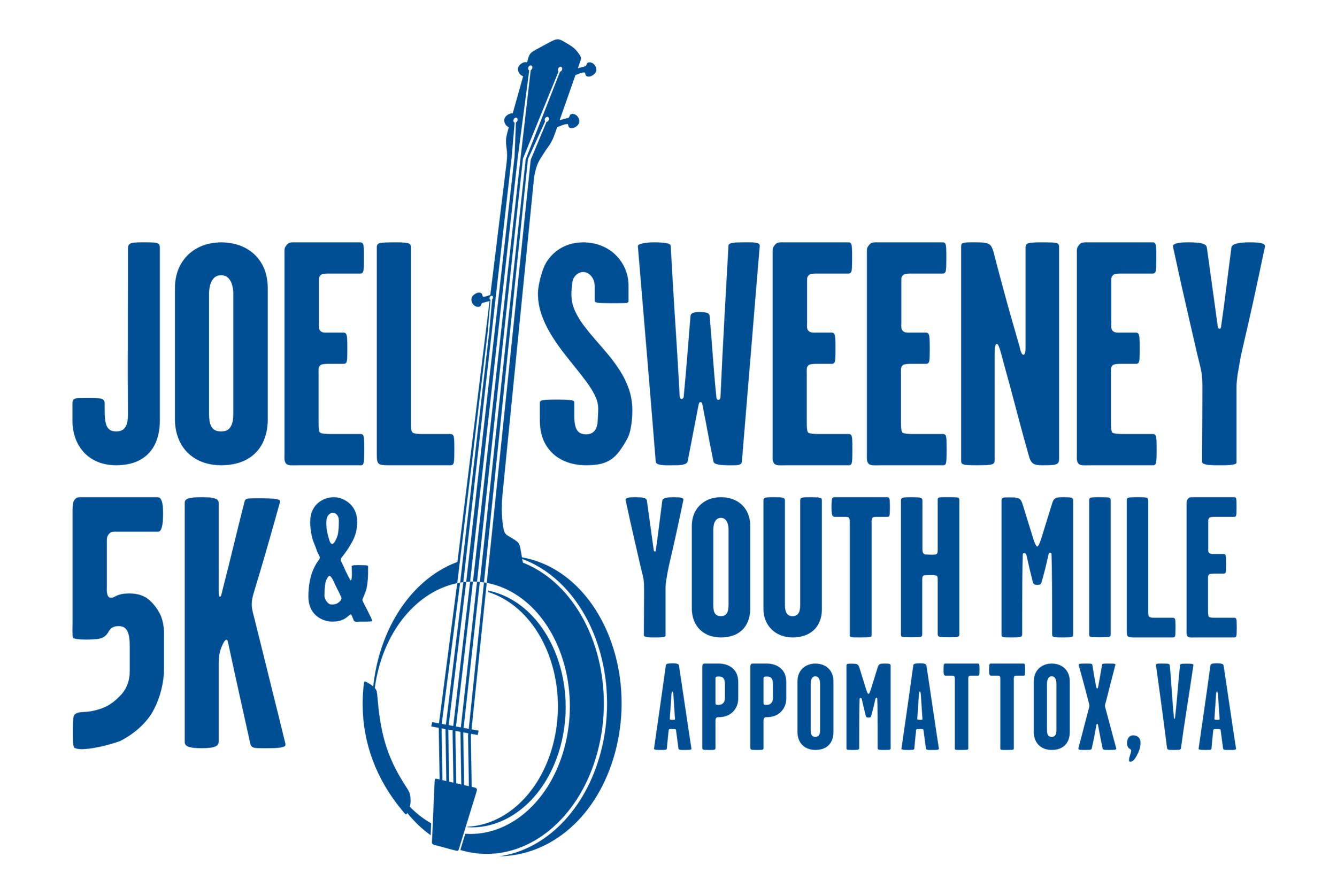 Joel Sweeney 5k & Youth Mile - Saturday, October 6Appomattox, VA