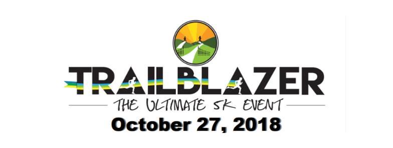 Trailblazer 5K - Saturday, October 27Beliveau Estate Winery