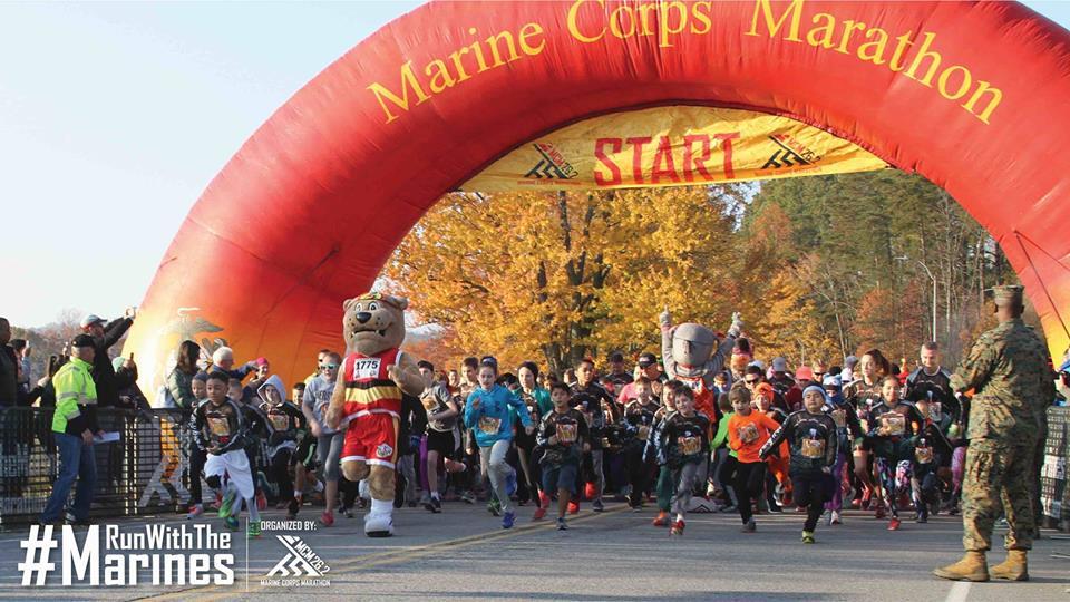 Marine Crops Turkey Trot - Saturday, November 17Quantico, VA