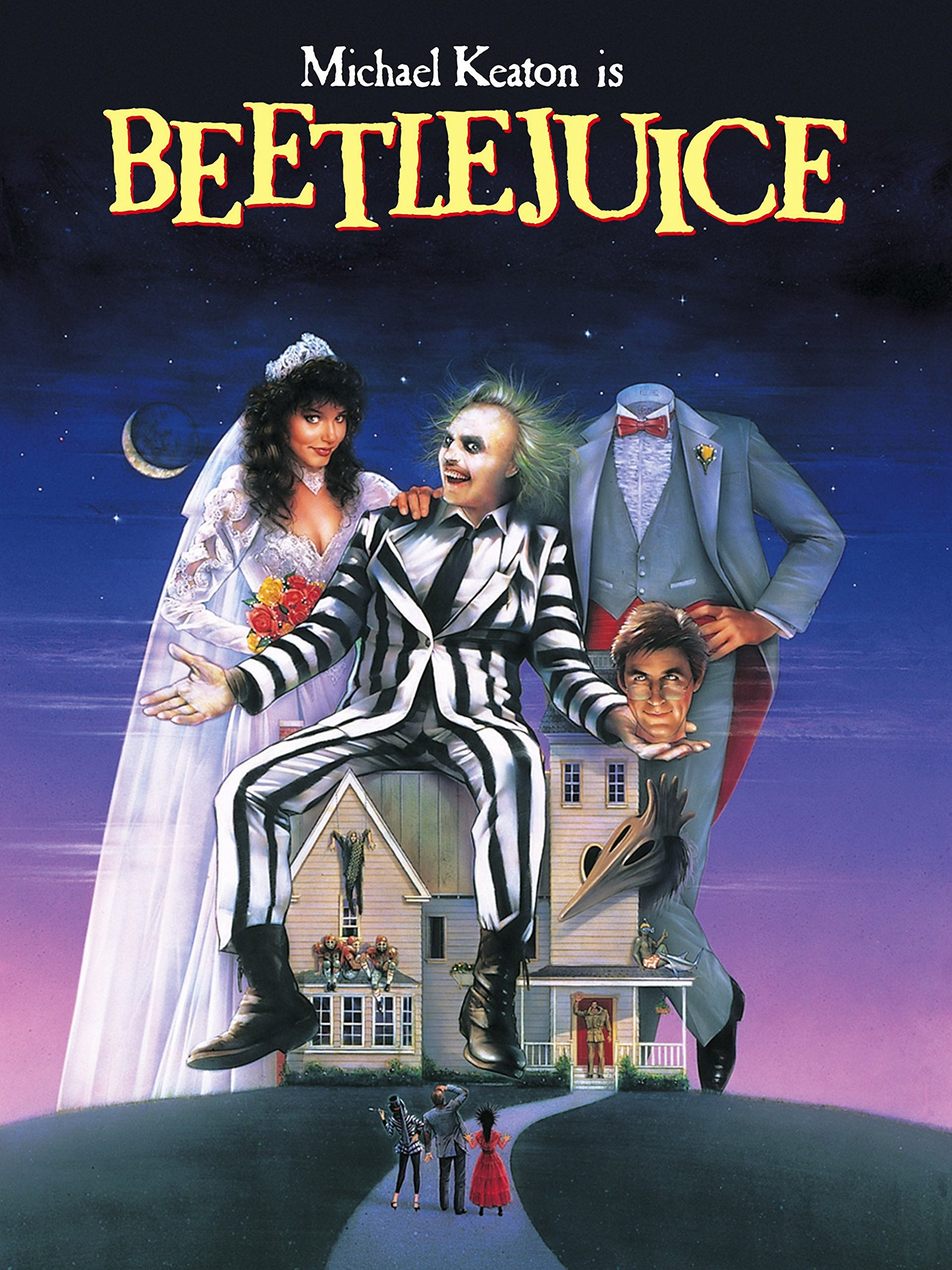 Beetlejuice - October 26-Nov 1, various timesVenue CinemasVenue Classics presents the 30th anniversary of Tim Burton's Beetlejuice starring Michael Keaton, Winona Ryder, Alec Baldwin, and Geena Davis. Rated PG Parental Guidance Suggested. Some material may not be suitable for children.