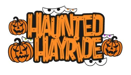 Haunted Hayride - October 19-20. & 26-27, 7-10pm, Admission $3Lynchburg South Family Moose Center, 934 Waterlick Road, Lynchburg, VA