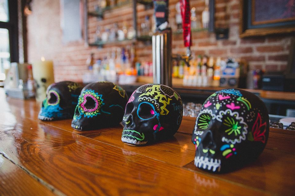 Trick-or-Tequila - 5pm-12:30am, El JefeEat, drink, and be scary! Bring some cash for our patio bar out on the bluff, open until 9 pm. Come in your Halloween costume and party like a monster. Best costume wins a prize! So save the date and have a ghouls night out.