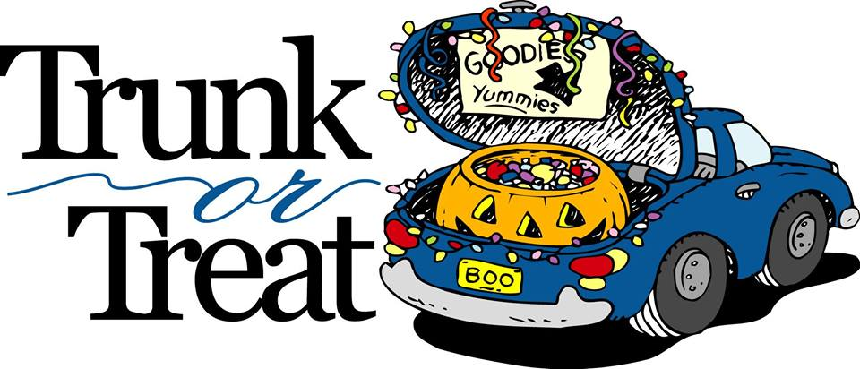 Trunk or Treat - 2-4pm, TC Miller Elementary SchoolJoin us for a fun afternoon full of games, costume parade and trunk or treating around the parking lot.