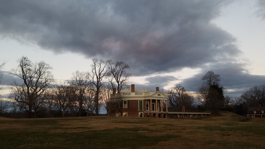 Image Source: Thomas Jefferson's Poplar Forest on Facebook