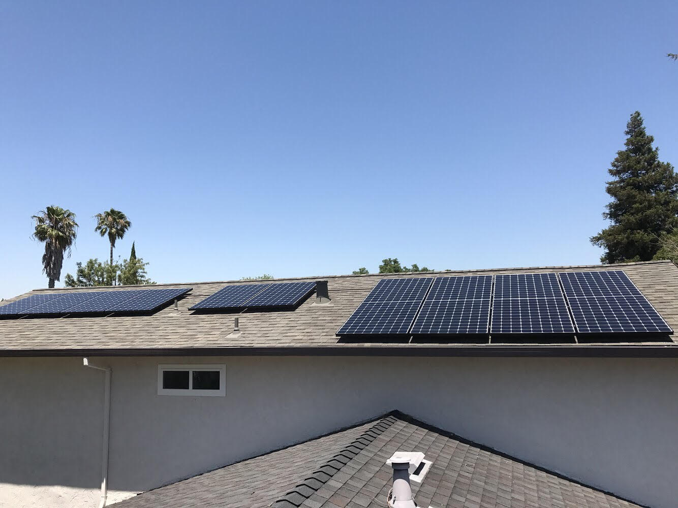 SunPower Solar Vacaville Install Steve K