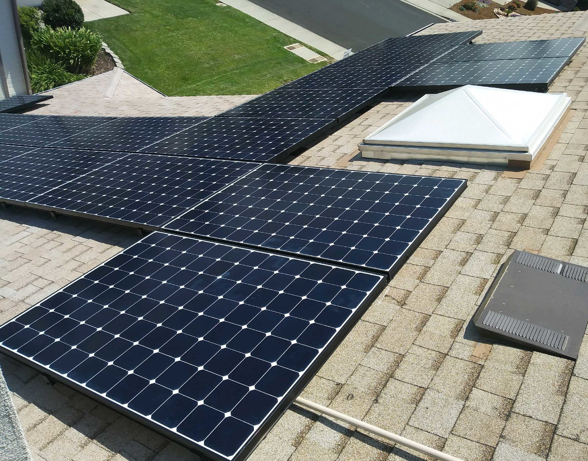 Sunpower Panels Vacaville John W