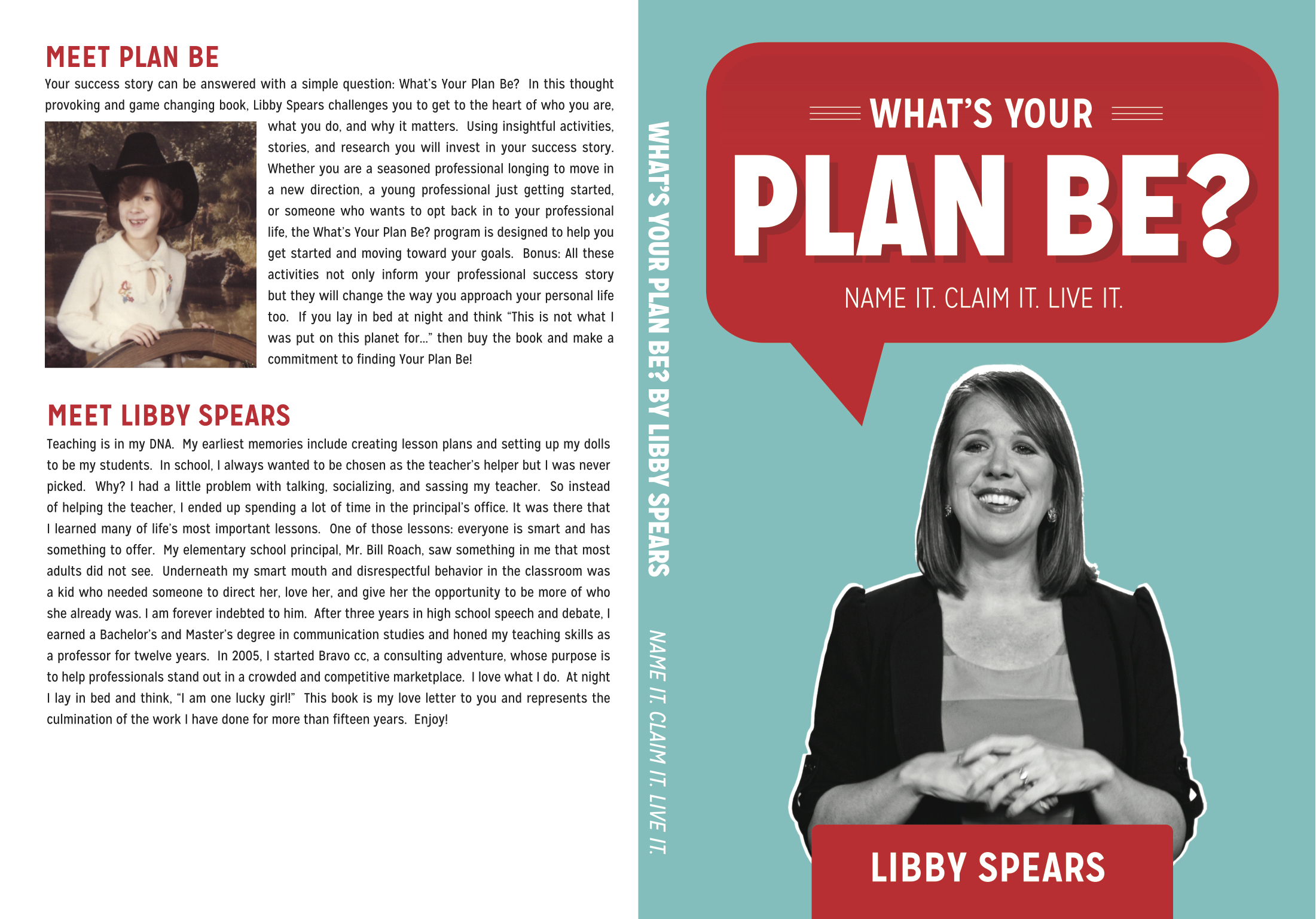 what's your plan be? book cover front and back WYPBe