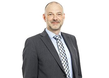 Sture Freudenreich, Head of IT at NORDEN