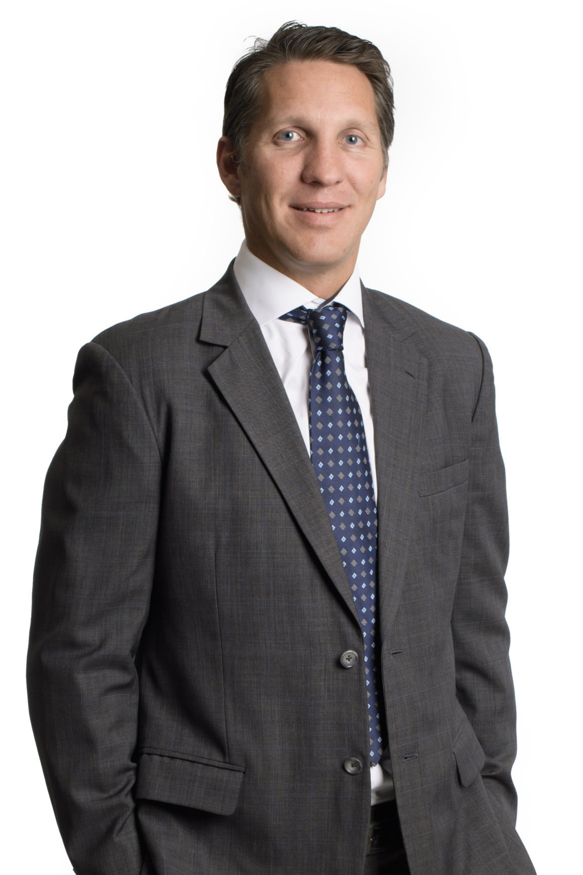 Rob Aarvold, General Manager, Swire Bulk