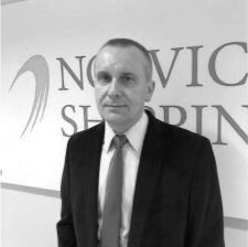 Robert Marek , Senior Manager, Information Technology, Norvic Shipping