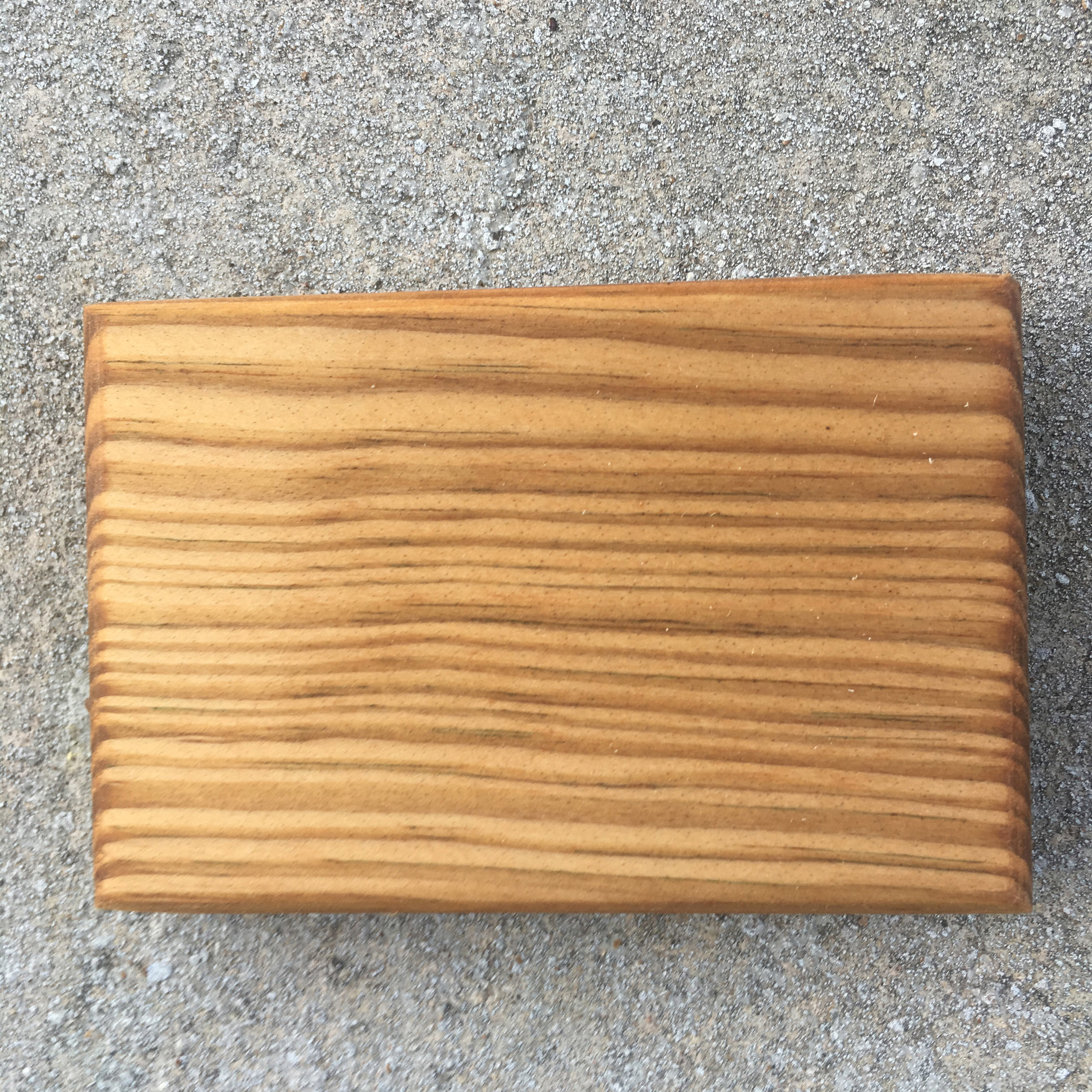 Stain Color: Redwood