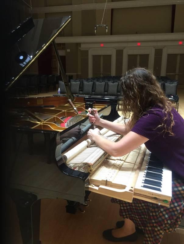 Concert Preparation