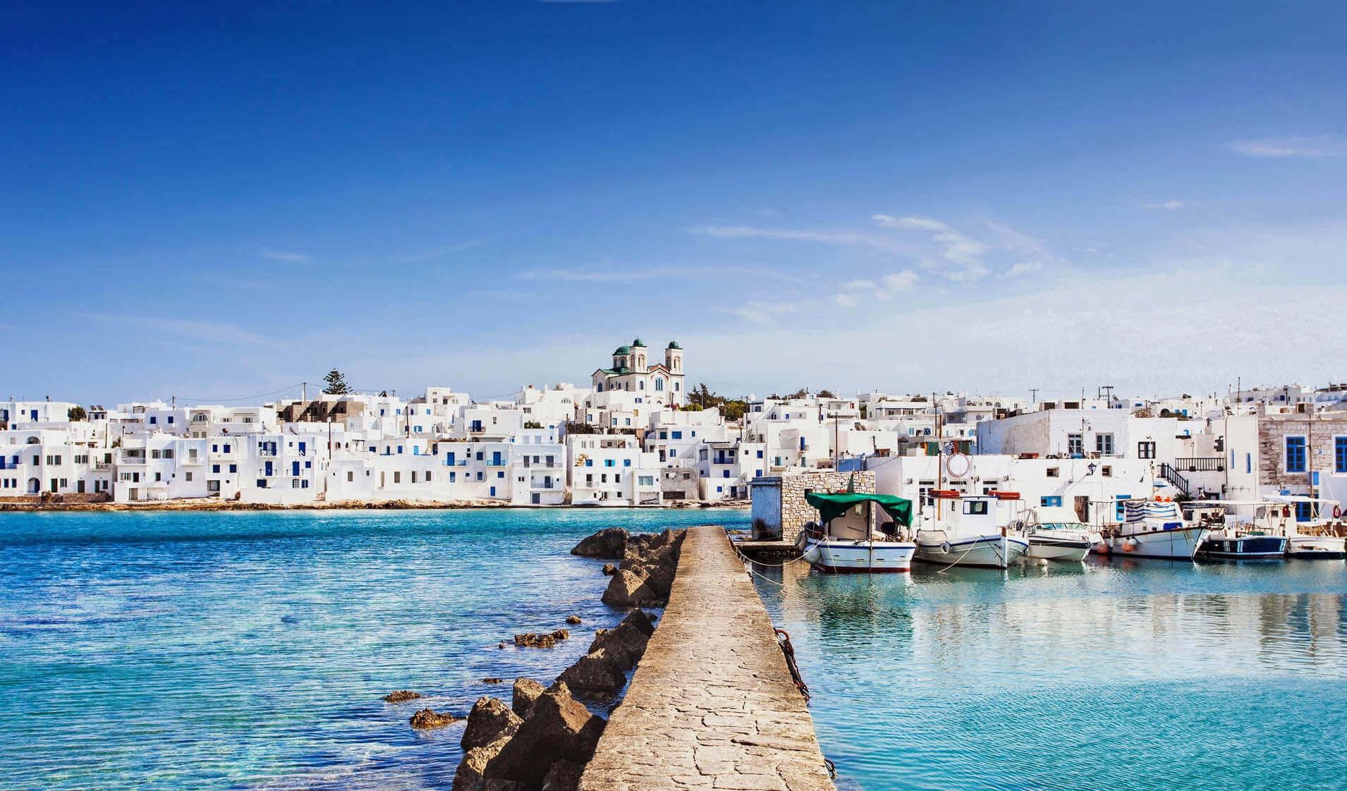 Paros, Cyclades Island